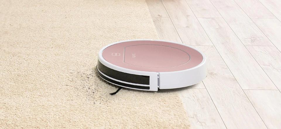 V7S Plus làm việc hiệu quả với gạch men, sàn gỗ, thảm