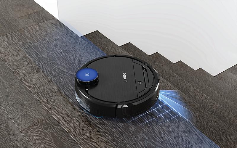 Robot hút bụi lau nhà chính hãng