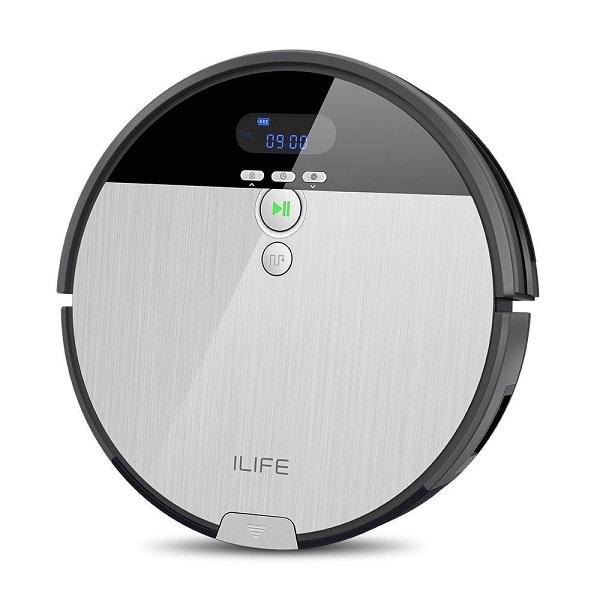 Robot hút bụi lau nhà iLife V8S phiên bản Quốc tế HOT nhất hiện nay